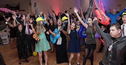 Bar Mitzvah Celebration