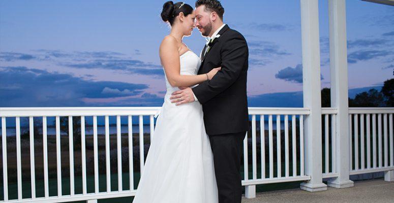 Music Express Couple Sunset Wedding Photos 2017