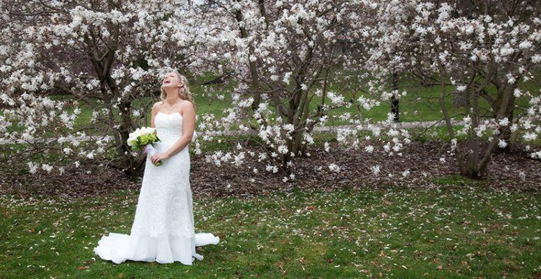 Music Express Wedding - Bride Photo 2013
